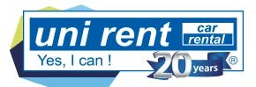 Uni-rent logo